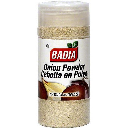 Badia Onion Powder, 9.5 oz (Pack of 12)