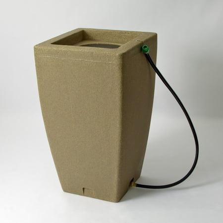 Carnelian Barrel - Algreen Madison 49 Gallon Rain Barrel