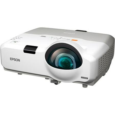 Epson POWERLITE 425W WXGA 2500 Lumens Projector