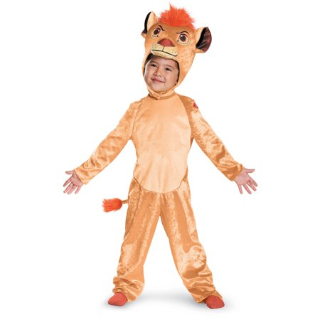 Disney Lion Guard Kion Classic Child Halloween Costume](Lion Kids Costume)