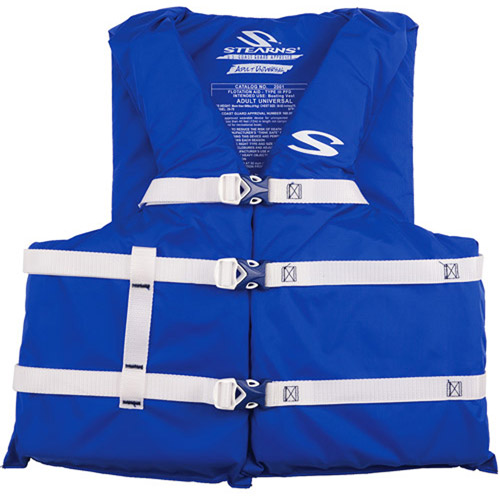 Stearns Adult Boating Vest Oversized