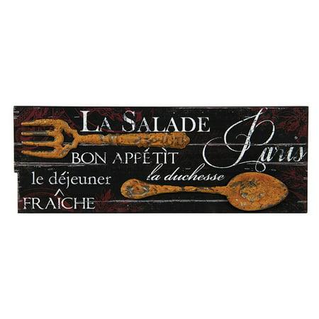 Bon Voyage Signs (Bon Appetit Sign)