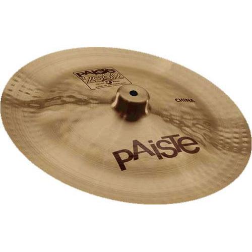 Paiste 1062620 2002 Series 20� China Cymbal by Paiste