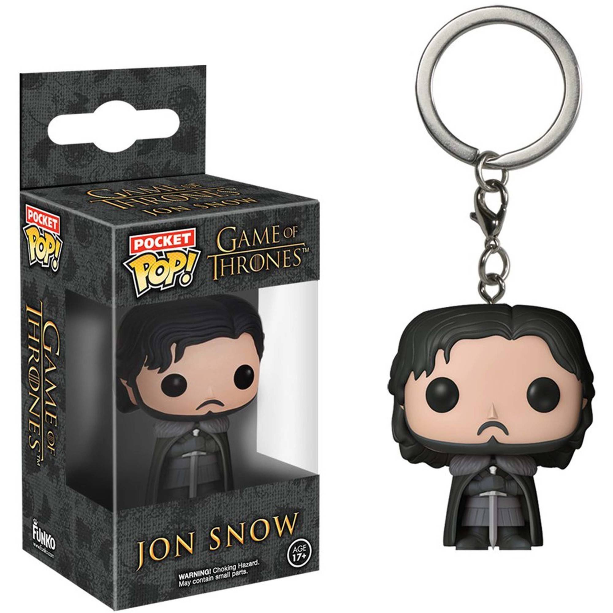 Funko Pocket Pop! Keychain Game of Thrones Pocket Jon Snow