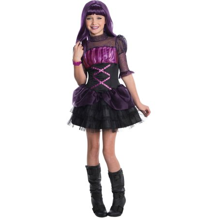 Monster High Elissabat Girls Child Halloween Costume](Le Film De Monster High Halloween)