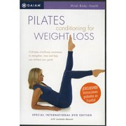 Pilates Conditioning for Weight Loss by