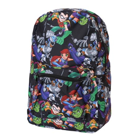 - All Over Print Teen Titans Go! Backpack