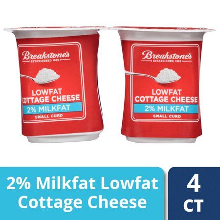 Pleasant Breakstones Small Curd 2 Milkfat Lowfat Cottage Cheese 4 Ct 16 0 Oz Blister Pack Download Free Architecture Designs Embacsunscenecom
