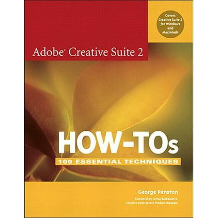 Adobe Creative Suite 2 How-Tos - eBook