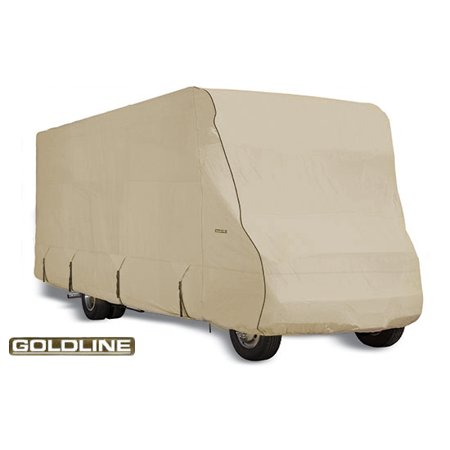 Goldline Class C RV Covers by Eevelle | Fits 22 - 24 Feet |