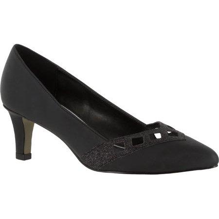 Women's Easy Street Valiant Evening Pump (Best Street Dance Shoes)