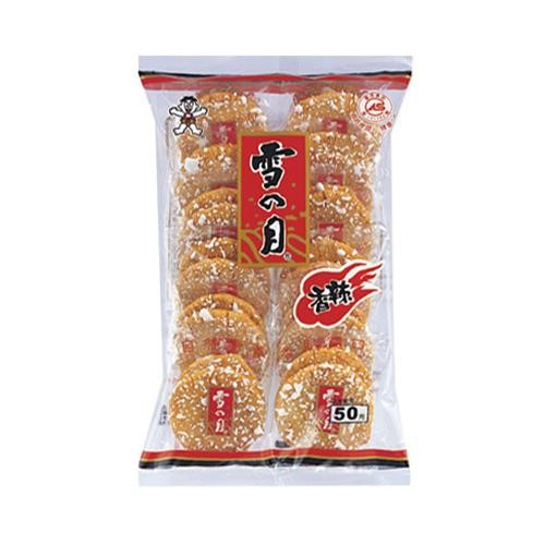 Want Want Snow Spicy Rice Crackers, 150 Gm