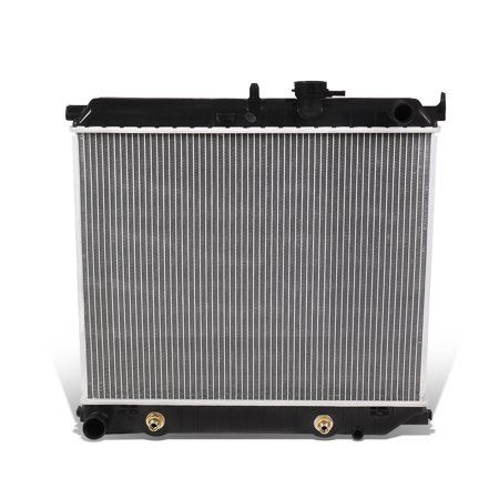For 04-12 Chevy Colorado/GMC Canyon/Isuzu I280/I290/I350/I370 2.8L/2.9L/3.5L/3.7L AT OE Style Aluminum Radiator DPI 2707 05 06 07 08 09 10 11