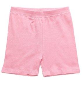 Leveret Girls Shorts Bike Pants 94% Cotton 6% Spandex (Size 6-14)