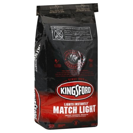 Kingsford Match Light 8 Lb. Briquets Charcoal 32111