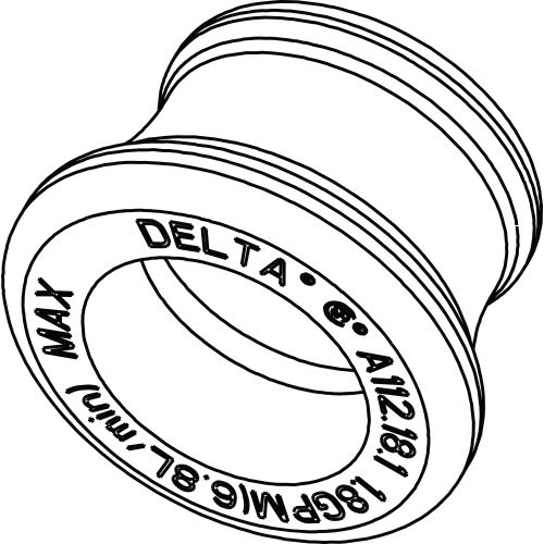 Delta RP61342 Replacement Aerator