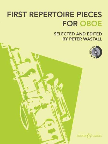 First Repertoire Pieces for Oboe by