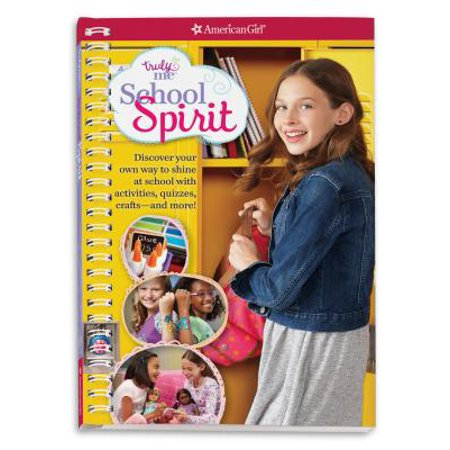 Washington School Student Collection - Truly Me: School Spirit : Discover Your Student Style with Quizzes, Activities, Crafts and More!