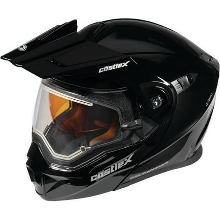 Castle Exo Cx950 Solid Electric Helmet Black