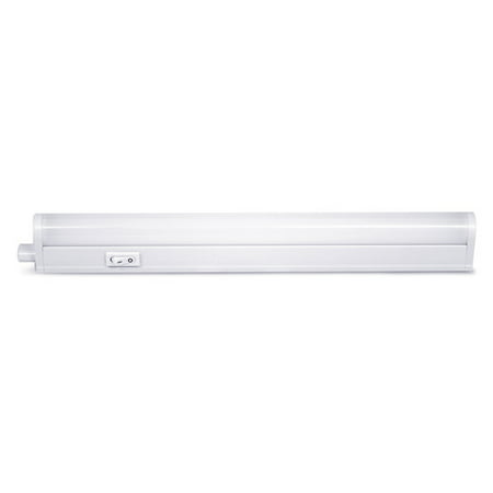 """LED Concepts Under Cabinet and Closet Linkable LED Light Bars, Ultra Slim, Cool-Touch Design, Great for Kitchen Counter Lighting (12"""", White)"""