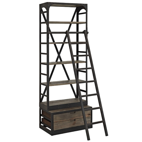 Modway Speed Etagere Bookcase