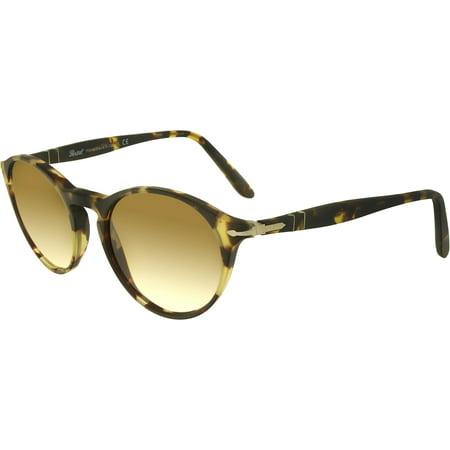 c9e0ef511c0ba Persol - Persol Women s Gradient PO3092SM-900551-50 Tortoiseshell Round  Sunglasses - Walmart.com