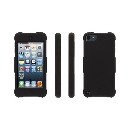 Griffin Protector for iPod touch (5th gen.), black, In the everyday battle to keep your iPod touch safe, count on Protector. ()