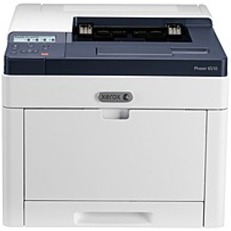 Refurbished Xerox Phaser 6510/N Laser Printer - Color - 30 ppm Mono / 30 ppm Color - 1200 x 2400 dpi Print - 300 Sheets Input
