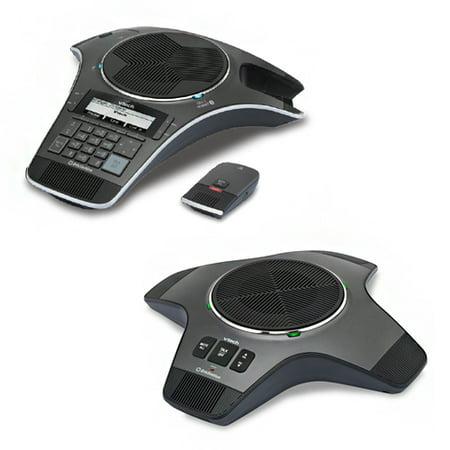 VTech ErisStation Combo - VCS752 + VCS850 SIP Conference Wireless (Best Conference Room Speakerphone)