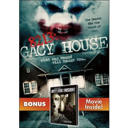 8213: Gacy House / Central State: Asylum For The Insane (Widescreen) - Insane Asylum Halloween Party