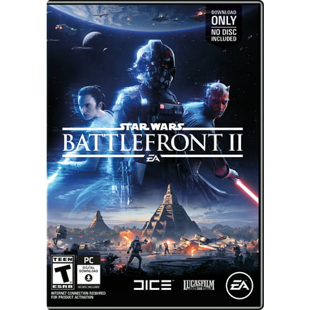 Star Wars Battlefront 2, Electronic Arts, PC,