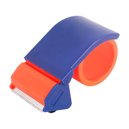2.5 Inch Wide Plastic Sealing Packaging Adhesive Tape  Roll Dispenser Cutter