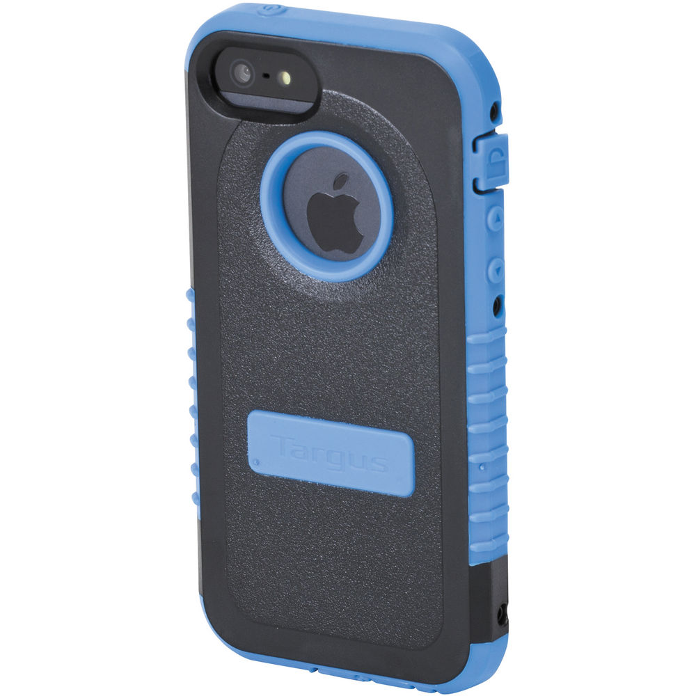 d621ea7bf06f15 Targus SafePORT Rugged Max Smartphone Case for Apple iPhone SE. Military  Rated Tough Apple iPhone Case. Shock-Absorbing Impact-Resisting Case for  Apple ...