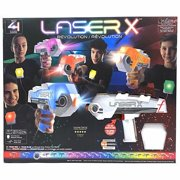 Laser X Revolution 4 Blaster Laser Toy Game (6+ ans)