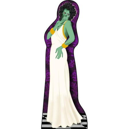 Haunted Hotel Starlet Standee Halloween - Haunted Hotels In Ohio For Halloween