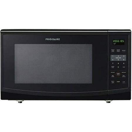 Frigidaire 2.2 Cu Ft 1200W Countertop Microwave Oven, Black