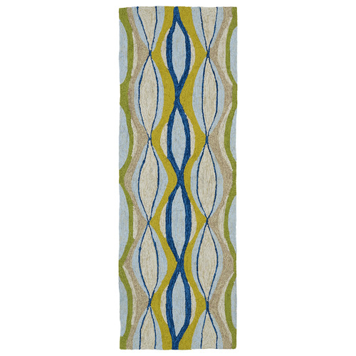 Kaleen Home and Porch Indoor/Outdoor Area Rug II
