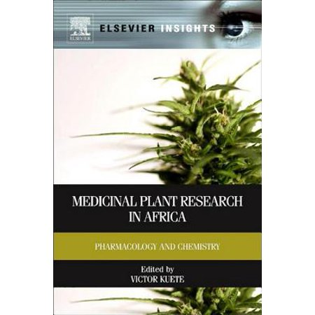 Medicinal Plant Research in Africa - eBook (Medicinal Plants Of South Africa)