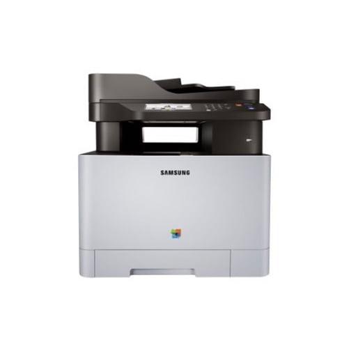Samsung XPRESS SL-C1860FW CLR Monochrome Wireless Printer Scanner Copier Fax by Hewlett-Packard Print