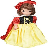 The Doll Maker Snow White Baby Doll, 16""