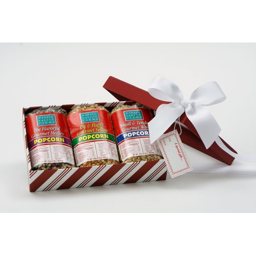 Wabash Valley Farms Fresh from the Farm Popcorn Gift Set