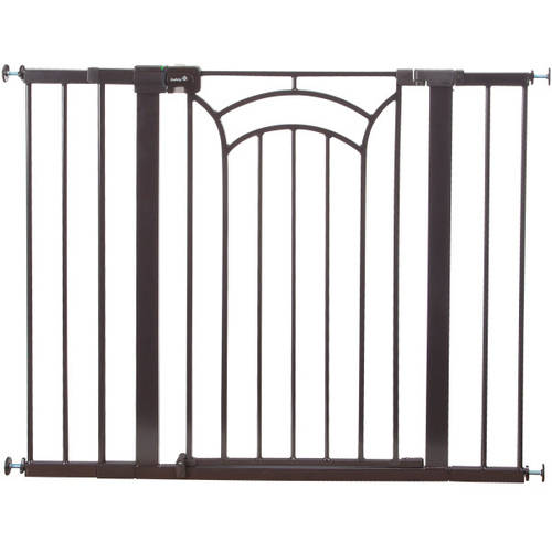 Safety 1st Easy Install Decor Extra Tall and Wide Gate