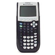 Refurbished Texas Instruments TI-84 Plus Graphing Calculator, Black