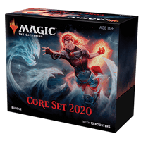 Magic: The Gathering- 2020 Core Set Bundle- Includes Promo Version of Chandras Regulator