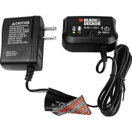 Black and Decker 12 Volt FireStorm FSB12 Battery Charger