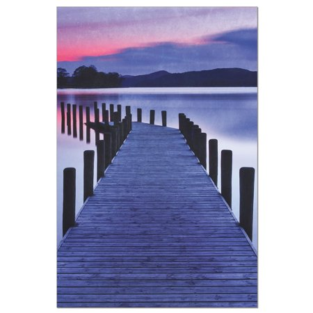 Tree-Free Greetings Endless Dock Boxed ECOnotes Blank Note -