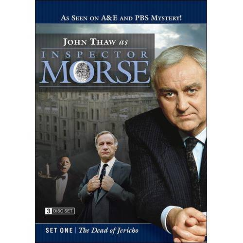 Inspector Morse: Set 1 - The Dead Of Jericho