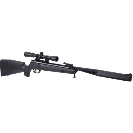 Benjamin Rouge Sbd Stealth All Weather  22 Caliber Np2 Break Barrel Air Rifle With Scope  1100Fps
