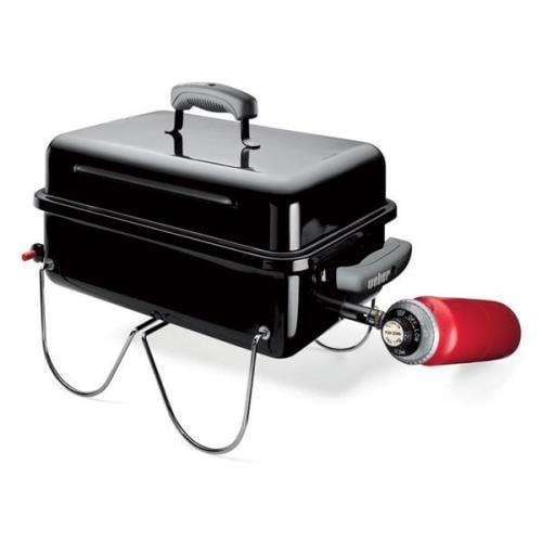 1141001 Weber Go - Anywhere Gas Grill Black