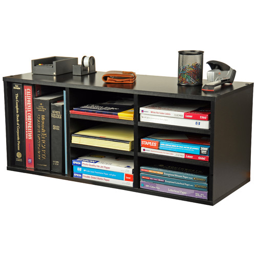 Venture Horizon VHZ Office Nine Compartment Desk Organizer